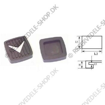 pedal pad