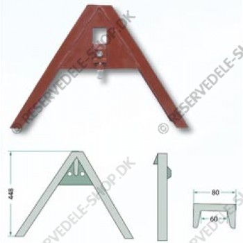 A-frame linkage, cat. o