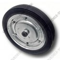 solid-rubber wheel 80