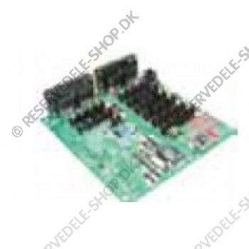 PCB control board lower