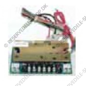PCB controller swing