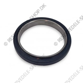 oil seal crankshaft, rear dry