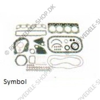overhaul gasket kit, TN, TND, TNS